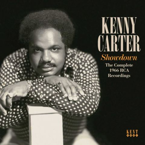 Kenny Carter - Showdown The Complete 1966 RCA Recordings
