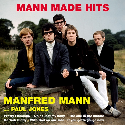 Manfred Mann Mann Made Hits