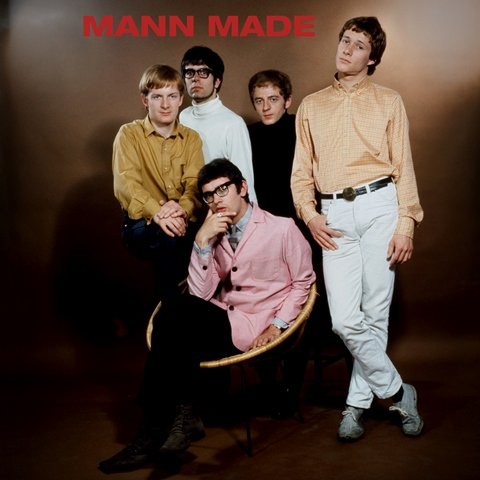 Manfred Mann Mann Made