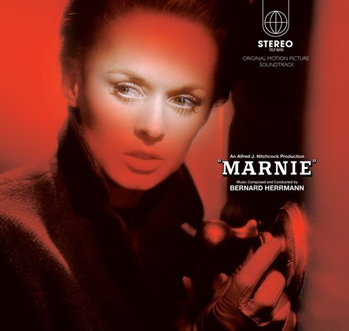 Marnie Music Composed & Conducted by Bernard Herrmann