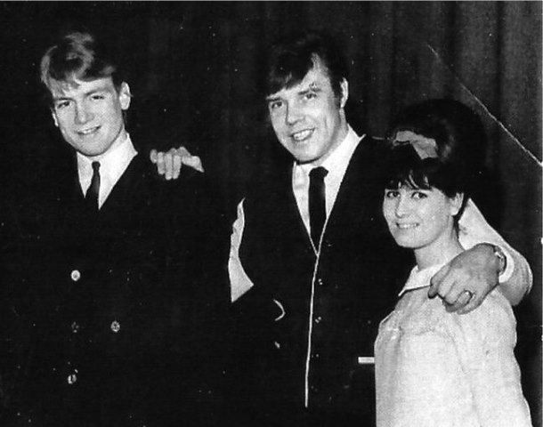 Marty Wilde A Lifetime In Music 1957-2019_The Wilde Three
