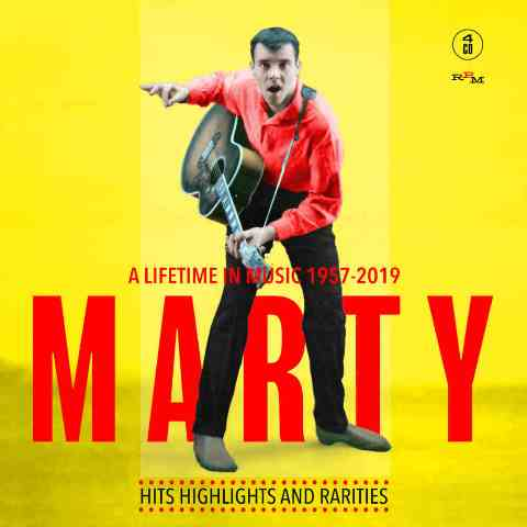 Marty Wilde A Lifetime In Music 1957-2019