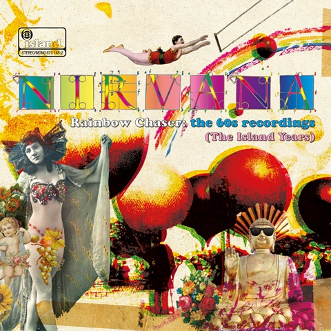 NIRVANA RAINBOW CHASER the 1960s recordings (The Island Years)