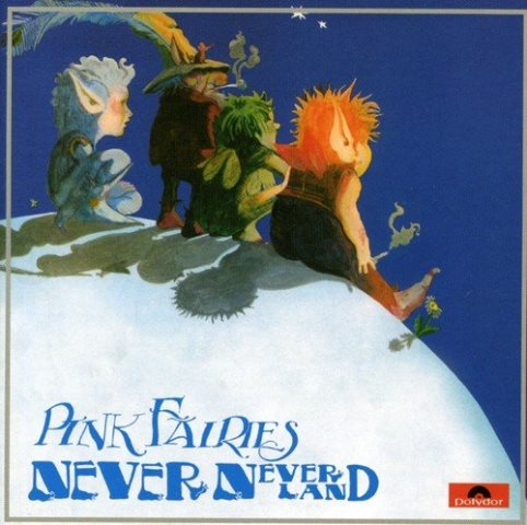 Pink Fairies_Kings of Oblivion