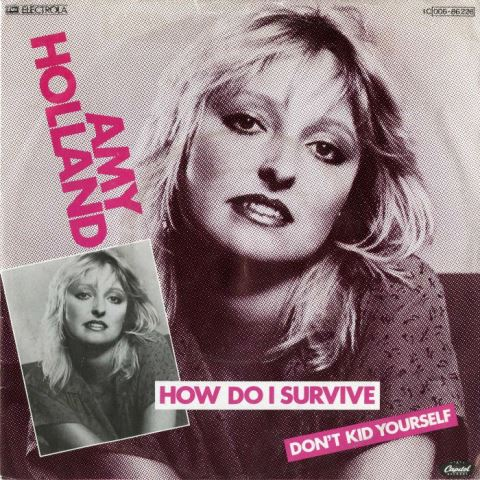 Rockin' In The USA Hot 100 Hits Of The 80s amy holland