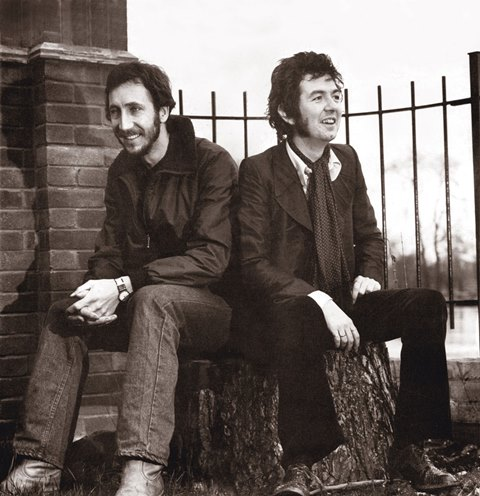 Ronnie Lane_Just For A Moment_with pete townshend