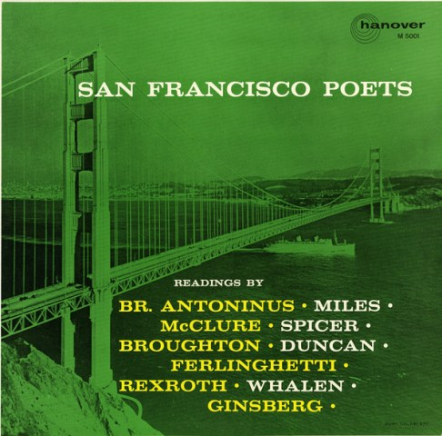 San Francisco Poets album 1959