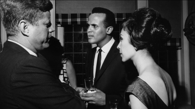 Sing Your Song Harry Belafonte John F Kennedy