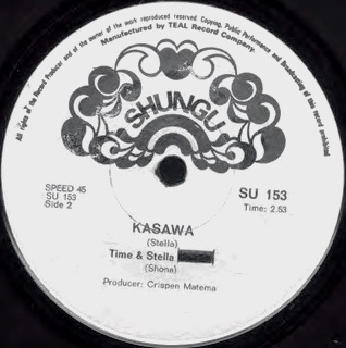 Stella Chiweshe Kasahwa Early Singles_kasawa label