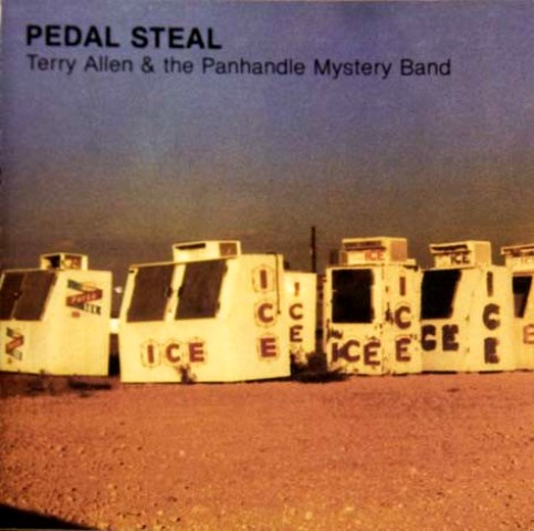 Terry Allen_Pedal Steal 1988_CD