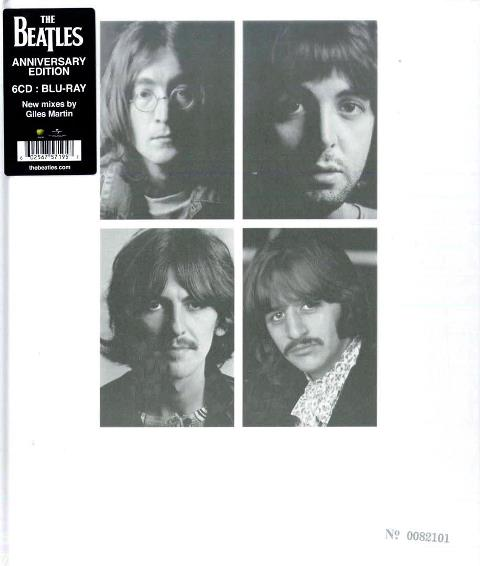 The Beatles White Album Anniversary Edition