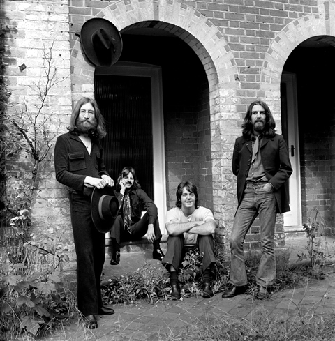 The Beatles_Abbey Road_22 August 1969 01 © Apple Corps Ltd._web