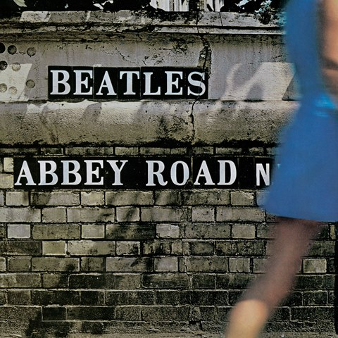 The Beatles_Abbey Road_back cover no text_© Apple Corps Ltd