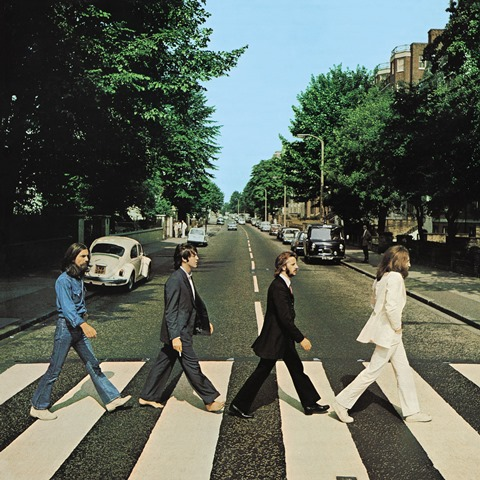 The Beatles_Abbey Road_cover_© Apple Corps Ltd