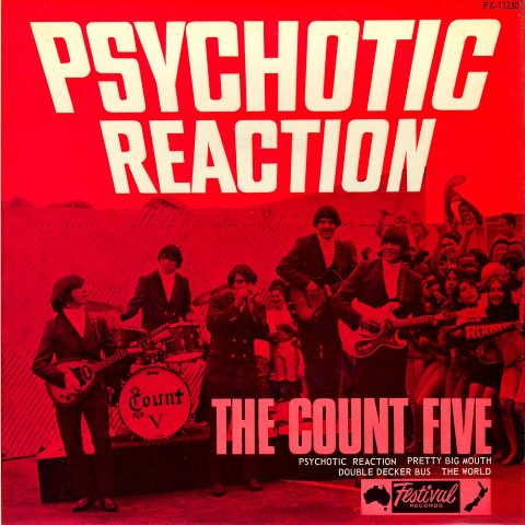 The Count Five Psychotic Reaction