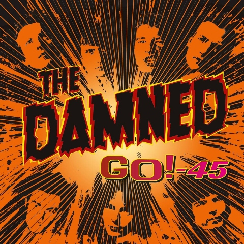 The Damned Go! 45