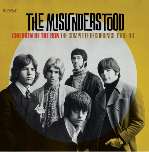 The Misunderstood Children Of The Sun The Complete Recordings (1965-1966)