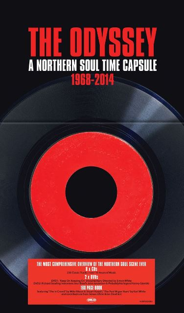 The Odyssey A Northern Soul Time Capsule