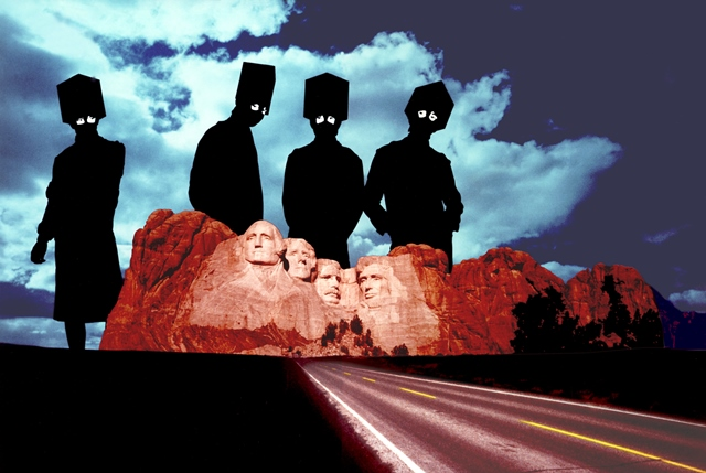 The Residents at Mount Rushmore 1982