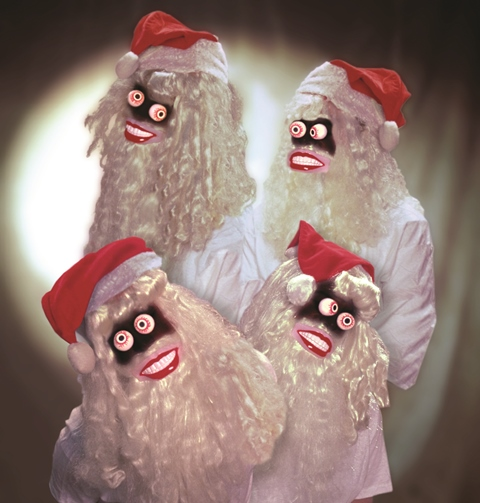 The Residents celebrate Xmas 1978
