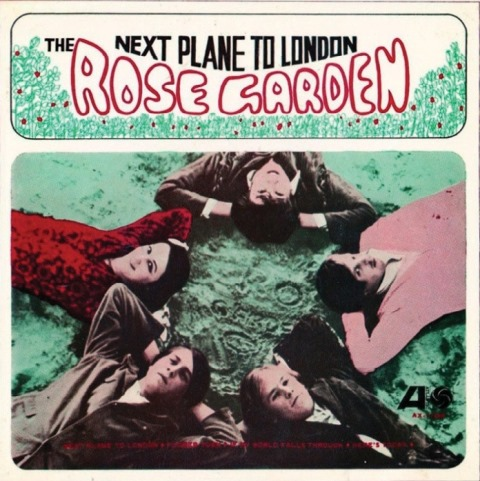 The Rose Garden Next Plane To London Australian issue