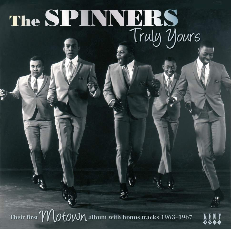 The Spinners: Truly Yours – Their First Motown Album With Bonus Tracks 1963-1967