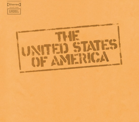 The United States Of America Slipcase