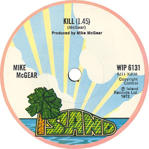 Three Day Week - When the Lights Went Out 1972–1975 _Mike McGear Kill