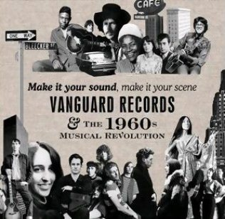Various Artists: Make It Your Sound, Make It Your Scene – Vanguard Records & the 1960s Musical Revolution