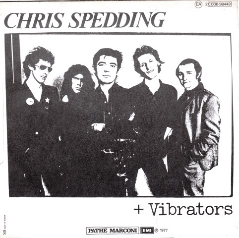 chris spedding and the vibrators pogo dancing