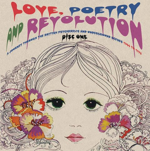 love poetry and revolution disc one