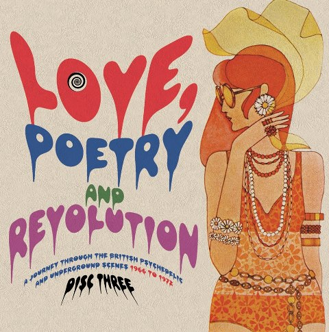 love poetry and revolution disc three