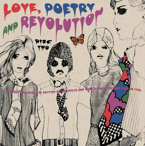 love poetry and revolution disc two