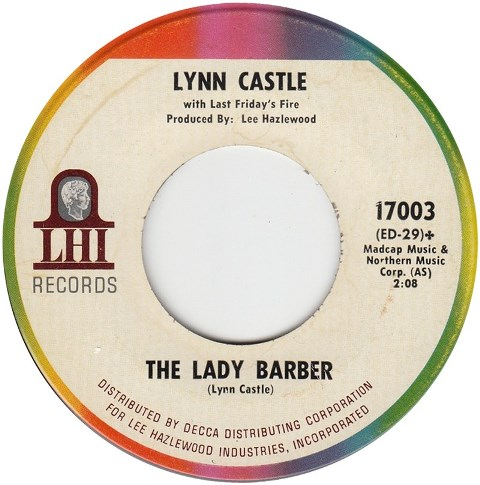 lynn castle the lady barber single