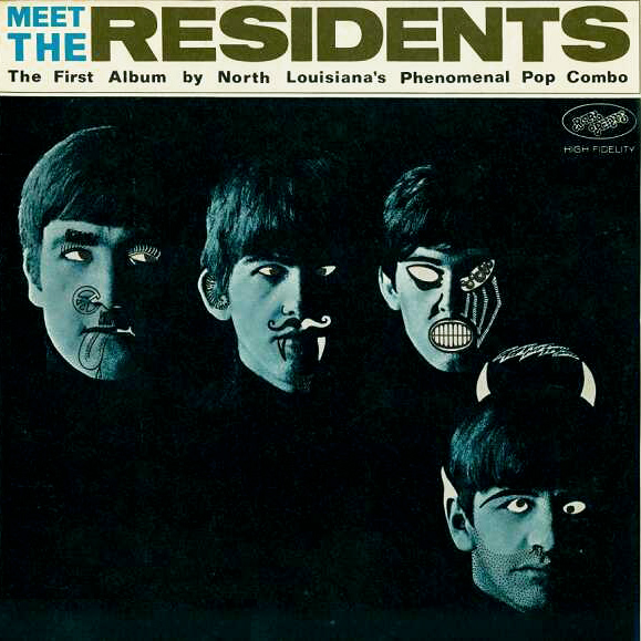 meet the residents original sleeve