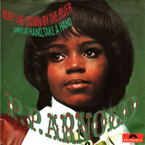 p.p. arnold BURY ME DOWN BY THE RIVER german sleeve