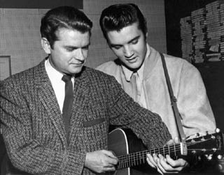 Sam Phillips Elvis Presley