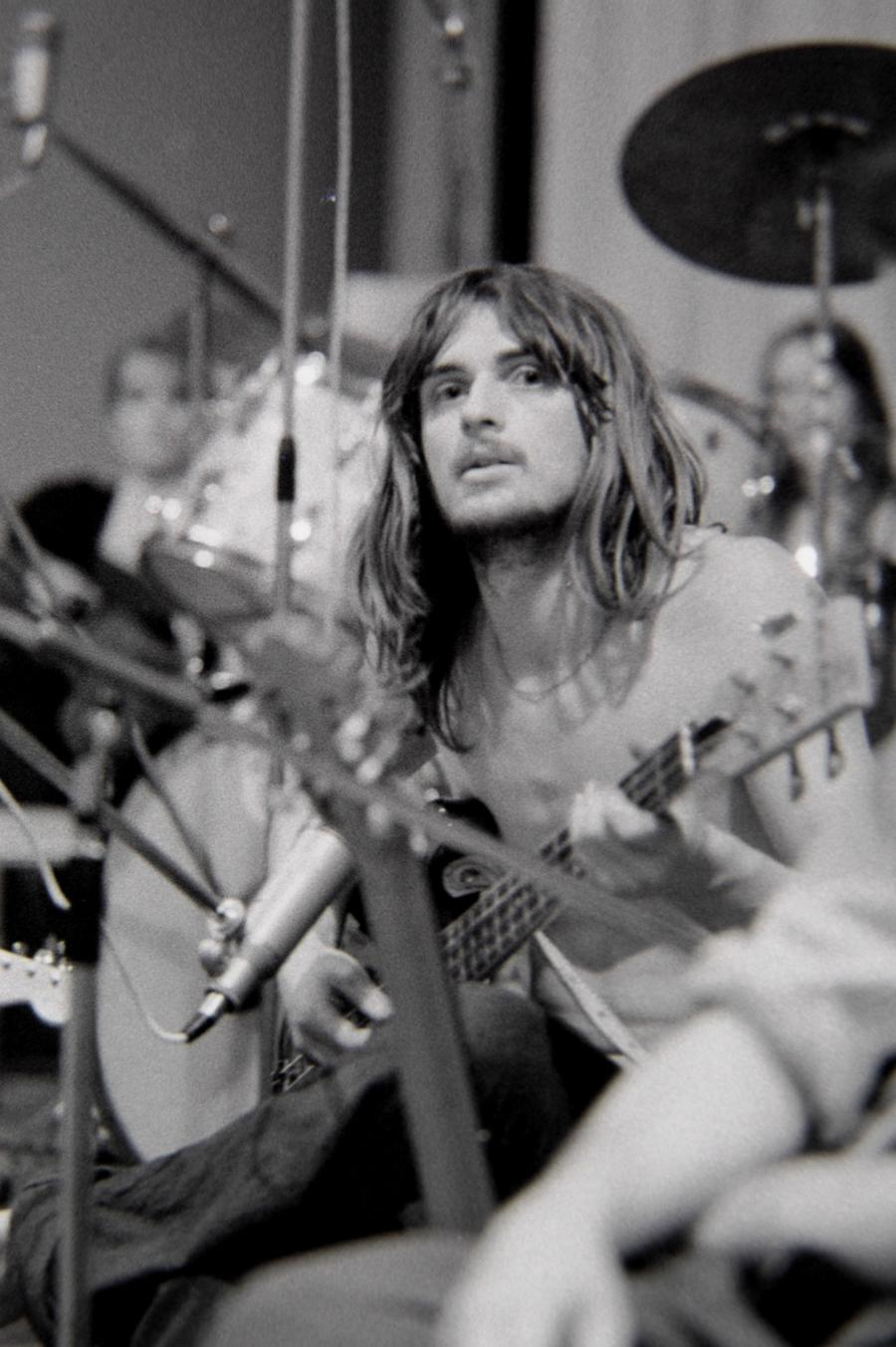 The vulnerable Mike Oldfield in 1973
