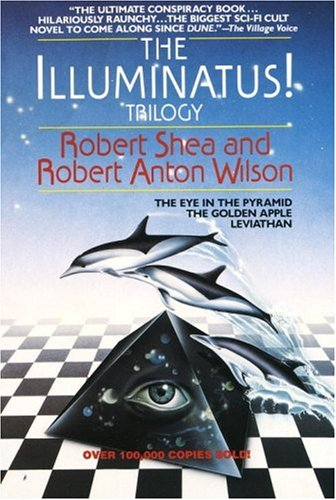 The Illuminatus Trilogy cover