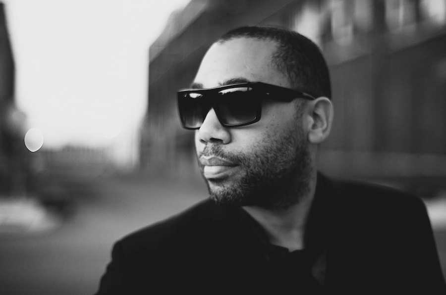 carl craig in black and white