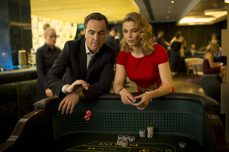 James Nesbitt in 'Lucky Man'