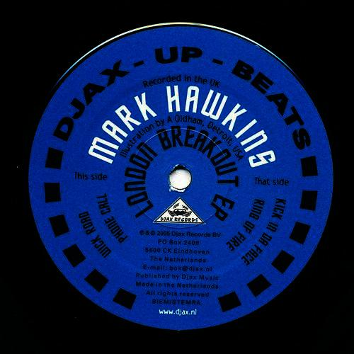 Mark Hawkins record label