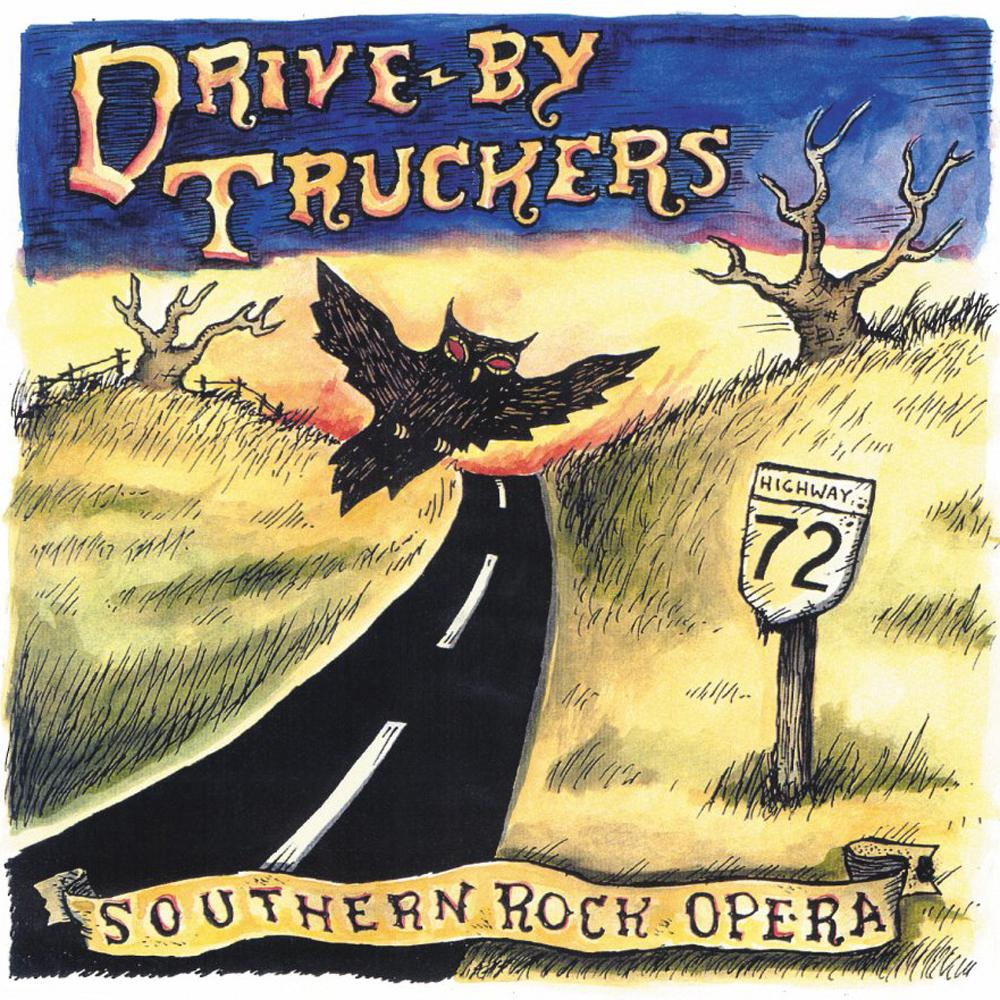 Drive-By Truckers' Southern Rock Opera