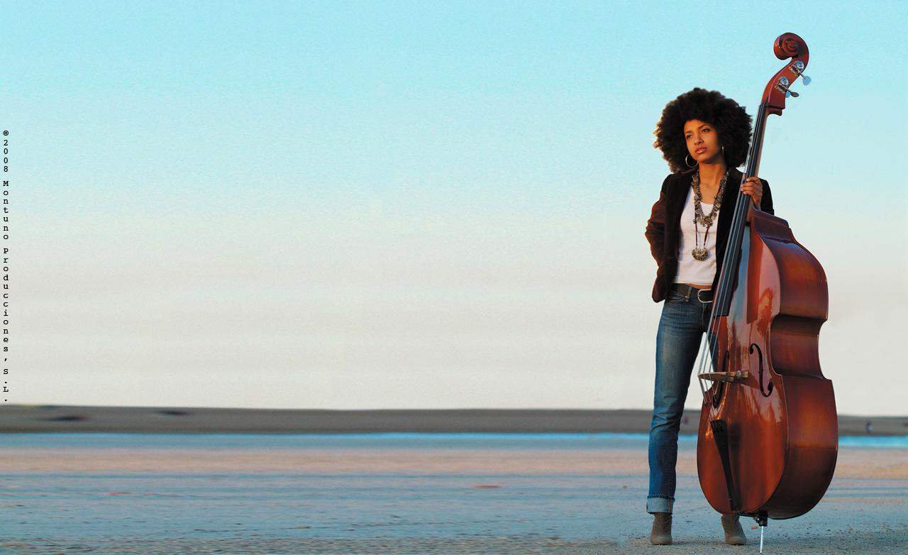 theartsdesk Q&A: Musician Esperanza Spalding | The Arts Desk