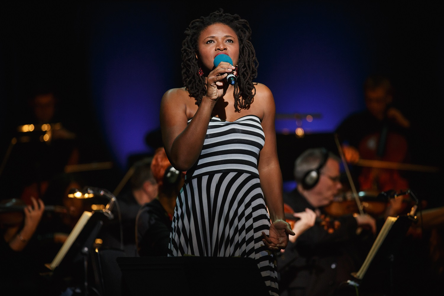 Lizz Wright, Jazz Voice