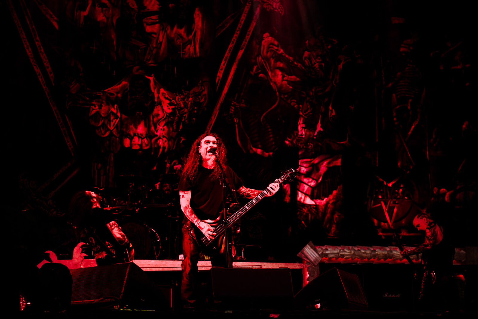 Slayer, Download Festival