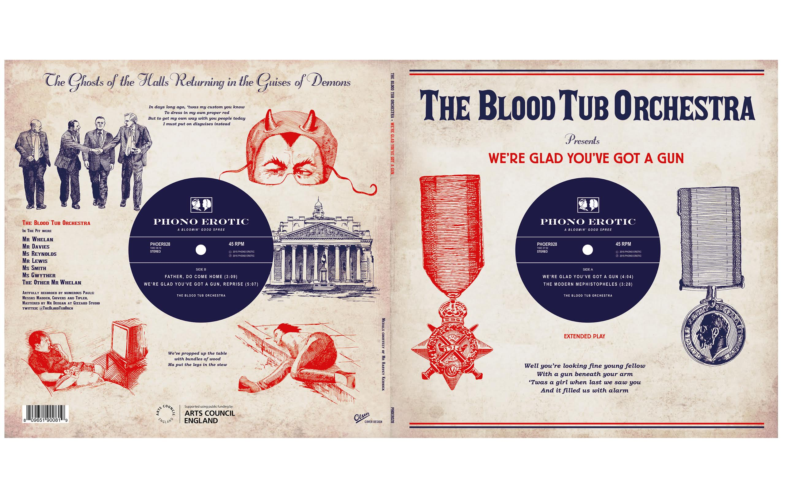 blood tub