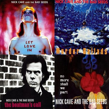 Theartsdesk On Vinyl Volume 3 Nick Cave Max Richter