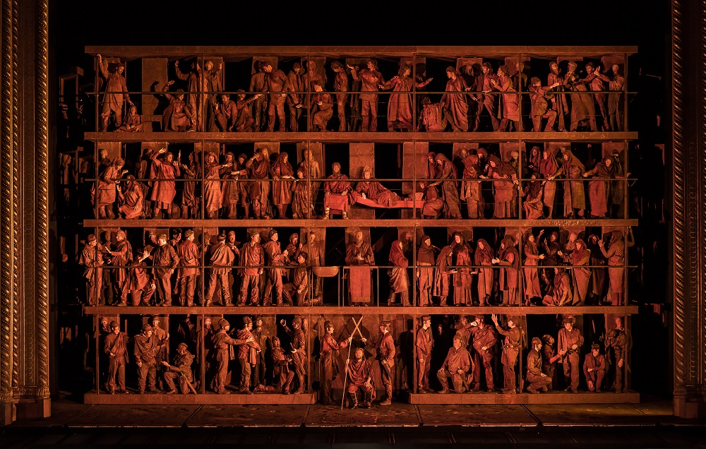 Act One of Royal Opera Oedipe