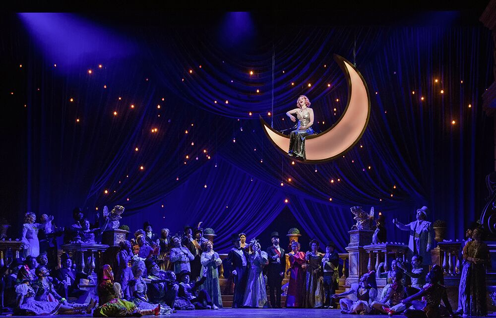 The Merry Widow, English National Opera